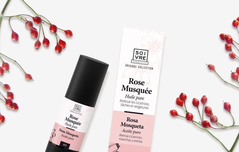 rosa de mosqueta para la cara
